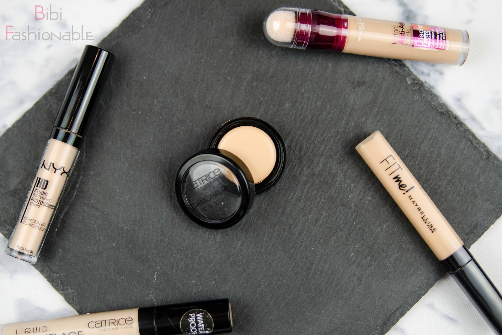 Top 5 Concealer Catrice Camouflage Cream