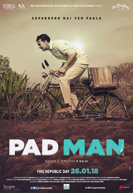 padman movie official trailer