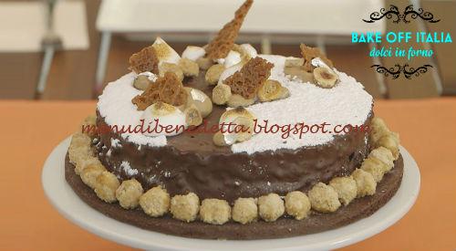 Vegan cake ricetta Carrara da Bake Off Italia 5