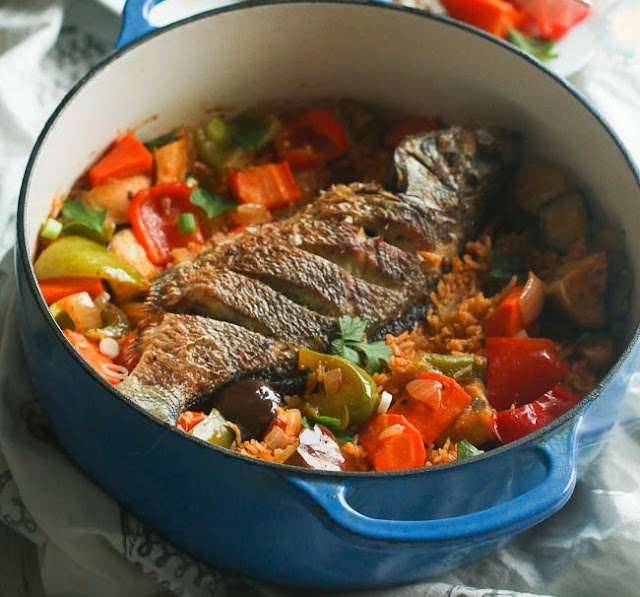 DELICIOUS FISH STEW BURSTING WITH FLAVOR
