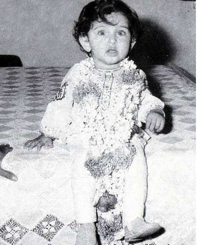 Image result for hrithik roshan childhood