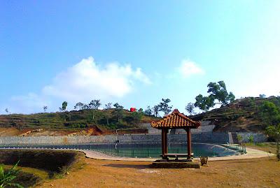 Embung Batara Sriten Nglipar Pilangrejo Jogjakarta Gunung kidul