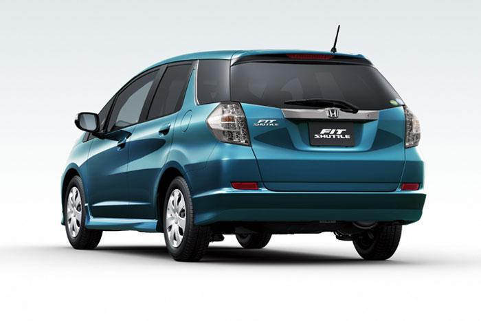2013 Honda Fit Shuttle Hybrid ~ carforuz