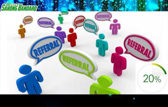 Agen Judi Online Dengan Bonus Referral Tertinggi