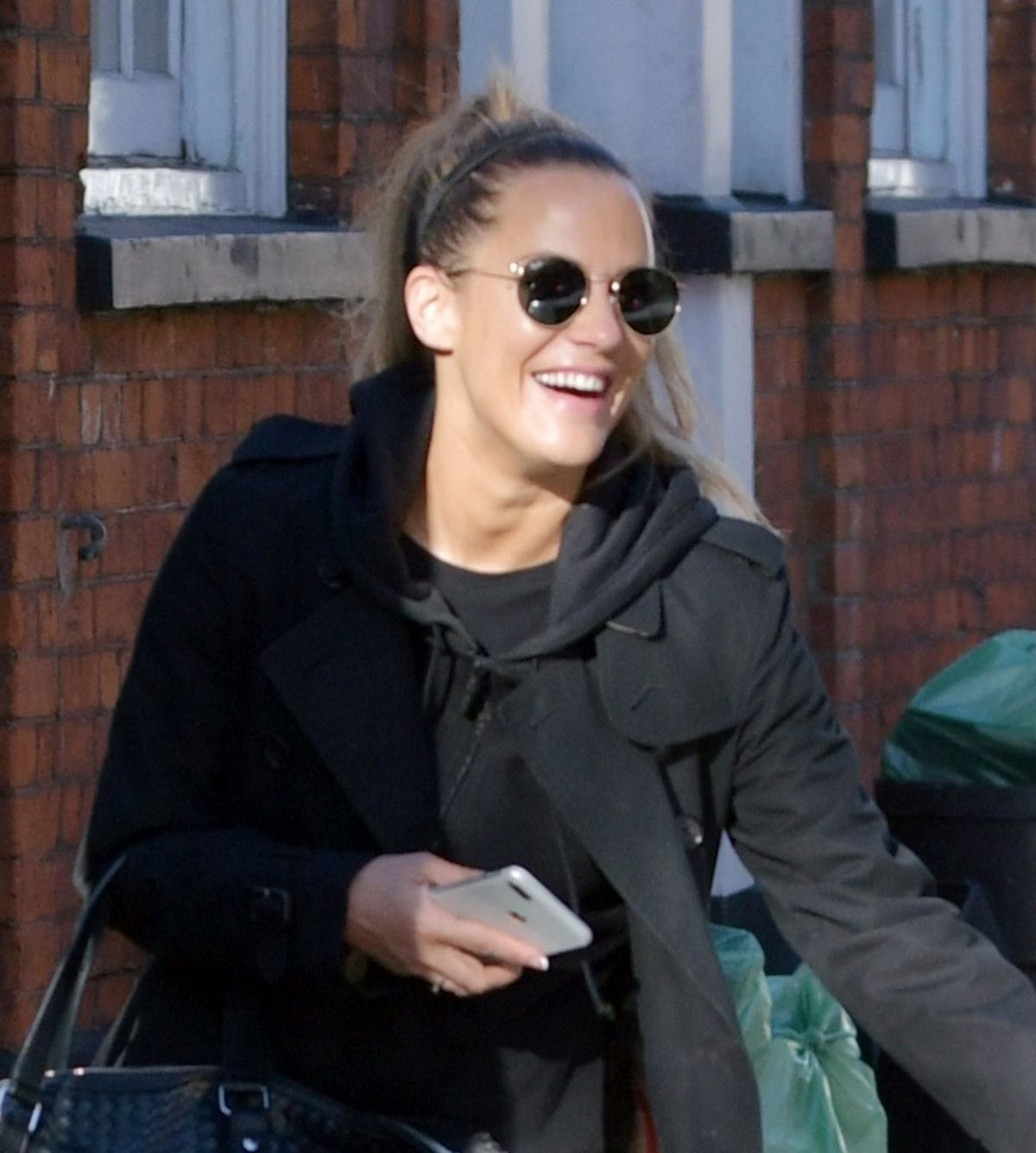 Caroline Flack - Out and About in London - 01/30/2019