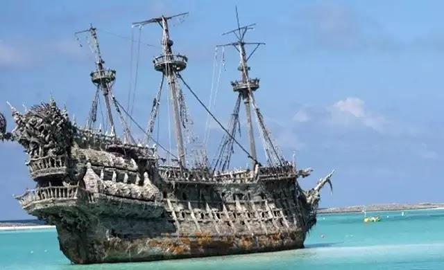 Εξαφανισμένα ναυάγια που ήρθαν στο φως
