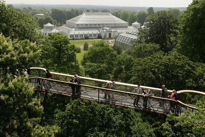 Kebun Botani Kew  Inggris
