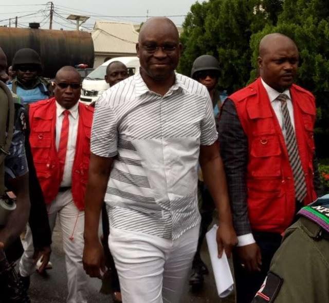 High court grants fayose 50m bail