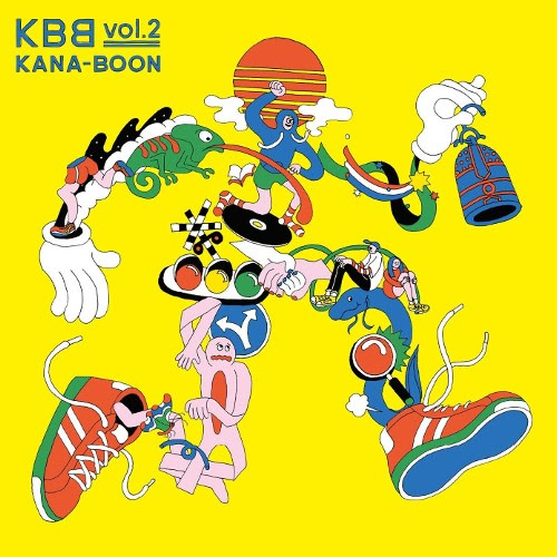 Download KBB vol.2 Flac, Lossless, Hi-res, Aac m4a, mp3, rar/zip