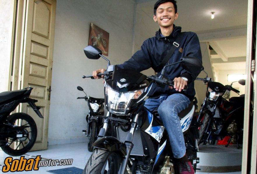 Resmi dirilis hari ini . . inilah harga All New Suzuki Satria F150 Injeksi di kota Jakarta dan Medan
