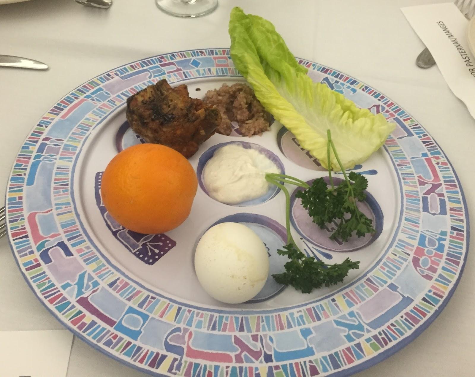 The Splintered Mind Orange On The Seder Plate