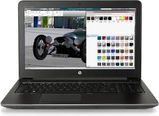 HP ZBook 17 G4 Y6K23EA Driver Download