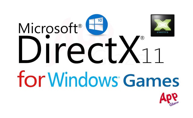 DirectX 11 for windows 32bit-64 bit PC