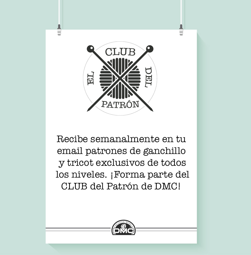El blog de Dmc: El Club del Patrón: Rita Margarita de Maria Atelier