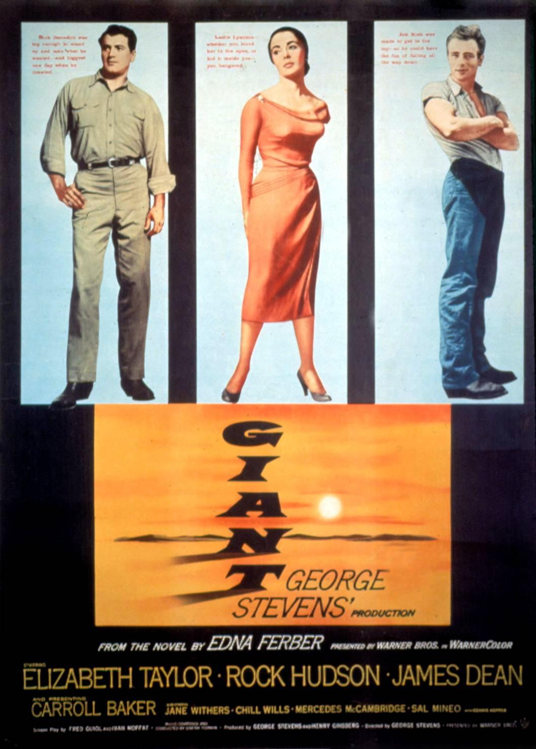 back to golden days film friday giant 1956. Black Bedroom Furniture Sets. Home Design Ideas