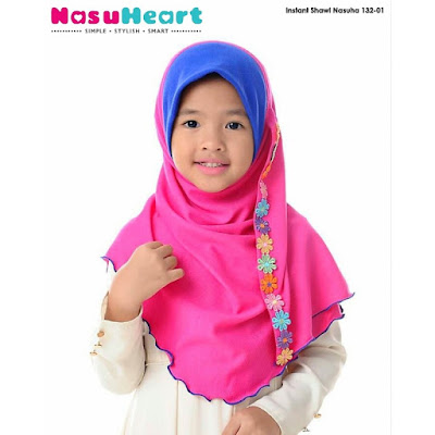 Instant Shawl Nasuha - SOLD OUT