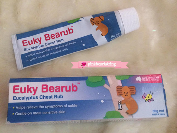 Euky Bearub Eucalyptus Chest Rub  Review + Giveaway