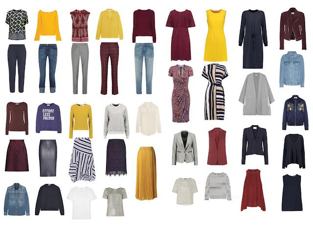 Полный капсульный гардероб