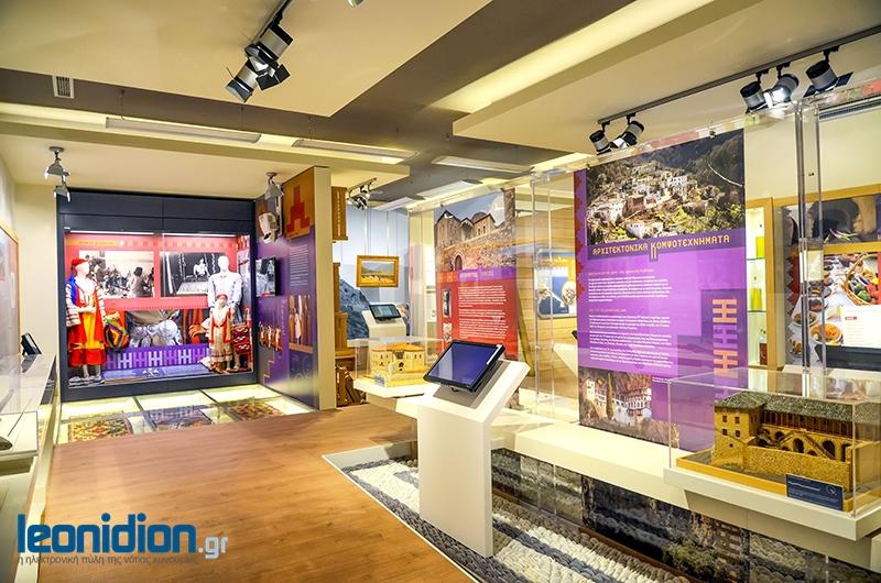 Ο εκθεσιακός χώρος της Φάμπρικας Πολιτισμού στο Λεωνίδιο! (εικόνες+βίντεο)  | Leonidion.gr