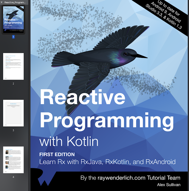 Reactive Programming with Kotlin