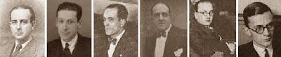 Los cronistas del ajedrez en Cataluña Cabestany, García Castellà, Josep Albert, Santasusagna, Vilarnau y el Dr. Rey Ardid
