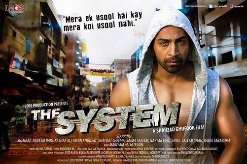 The System 2014 Pakistani Movie 720p HDRip ESubs