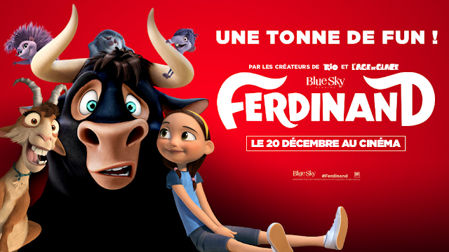 Ferdinand 2017 Bluray 720p English BRRip x264