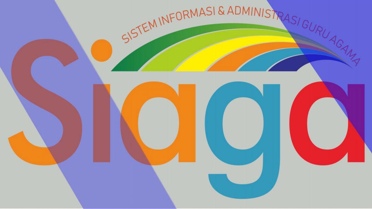 Download Panduan Aplikasi SIAGA, Sistem Informasi dan Administrasi Guru Agama