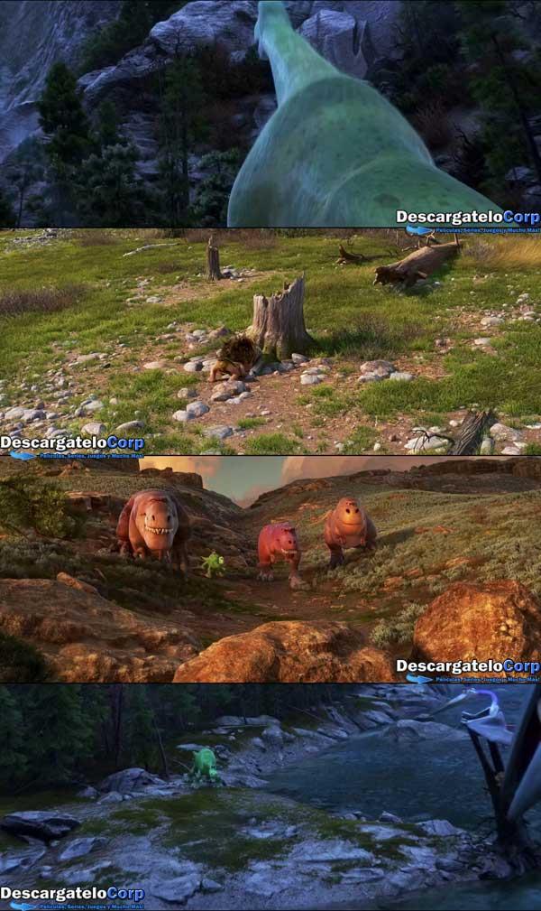 Un Gran Dinosaurio HD 720p Latino