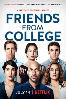 Sinopsis pemain genre Serial Friends from College (2017)