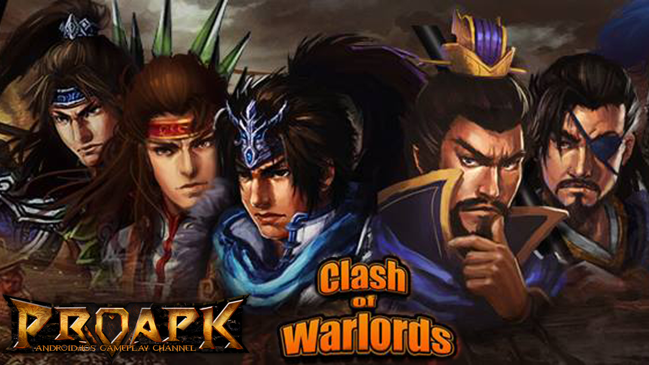 Clash Warlords