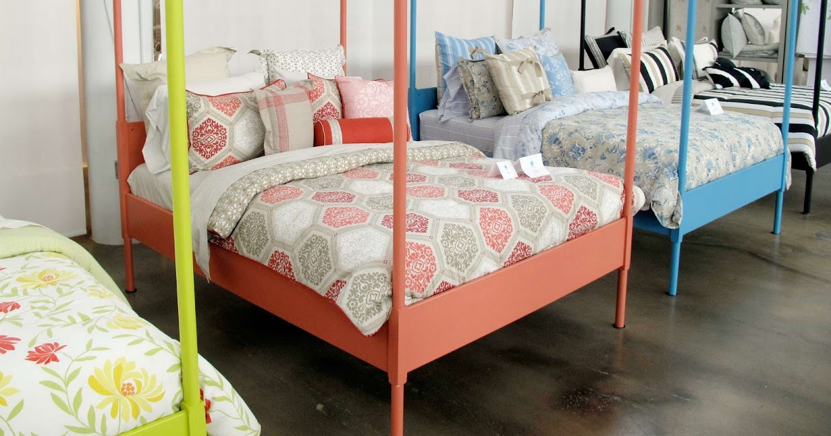 The Little House In The City Bright Idea Painted Ikea Beds