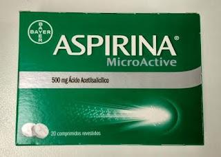 Aspirina MicroActive