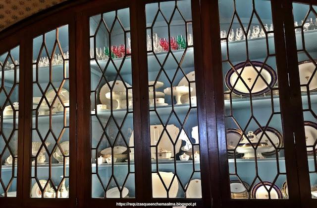 Interior do Palácio da Pena