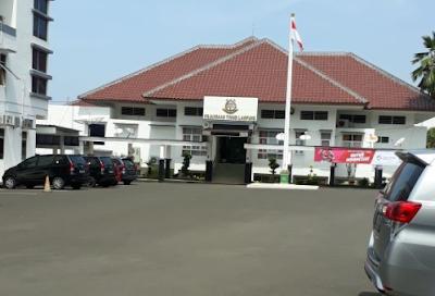 Pertanyakan Laporan, LSM Tegar Sambangi Kejati Lampung