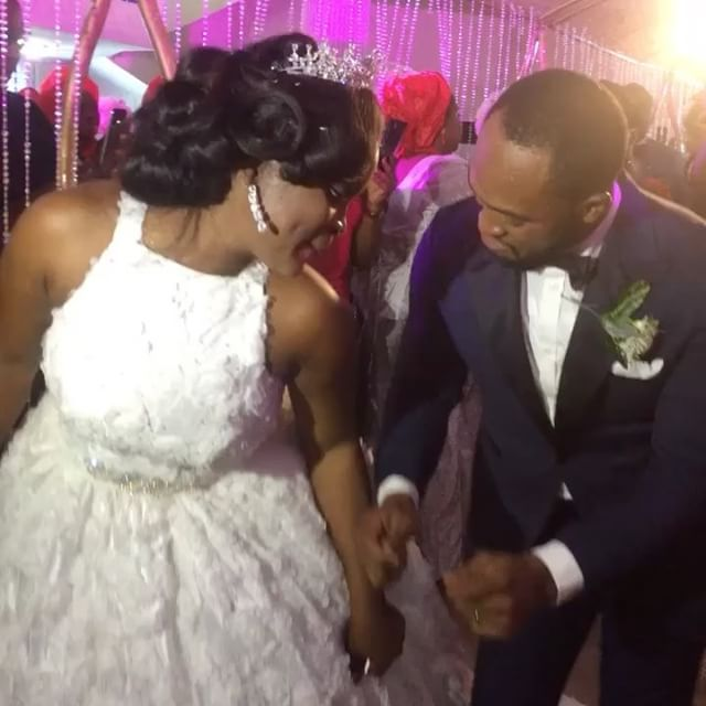 blossom chukwujekwu white wedding photos
