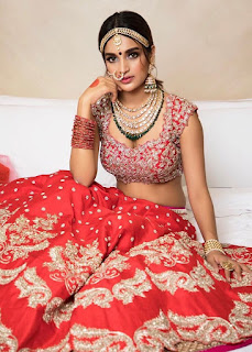 Nidhhi Agerwal Photo Shoot Sills for You & I, Nidhhi Agerwal Hot Photos!
