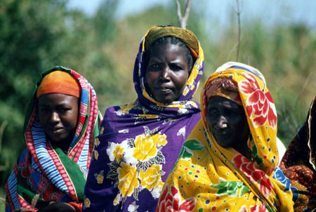 Women of Niger Africa