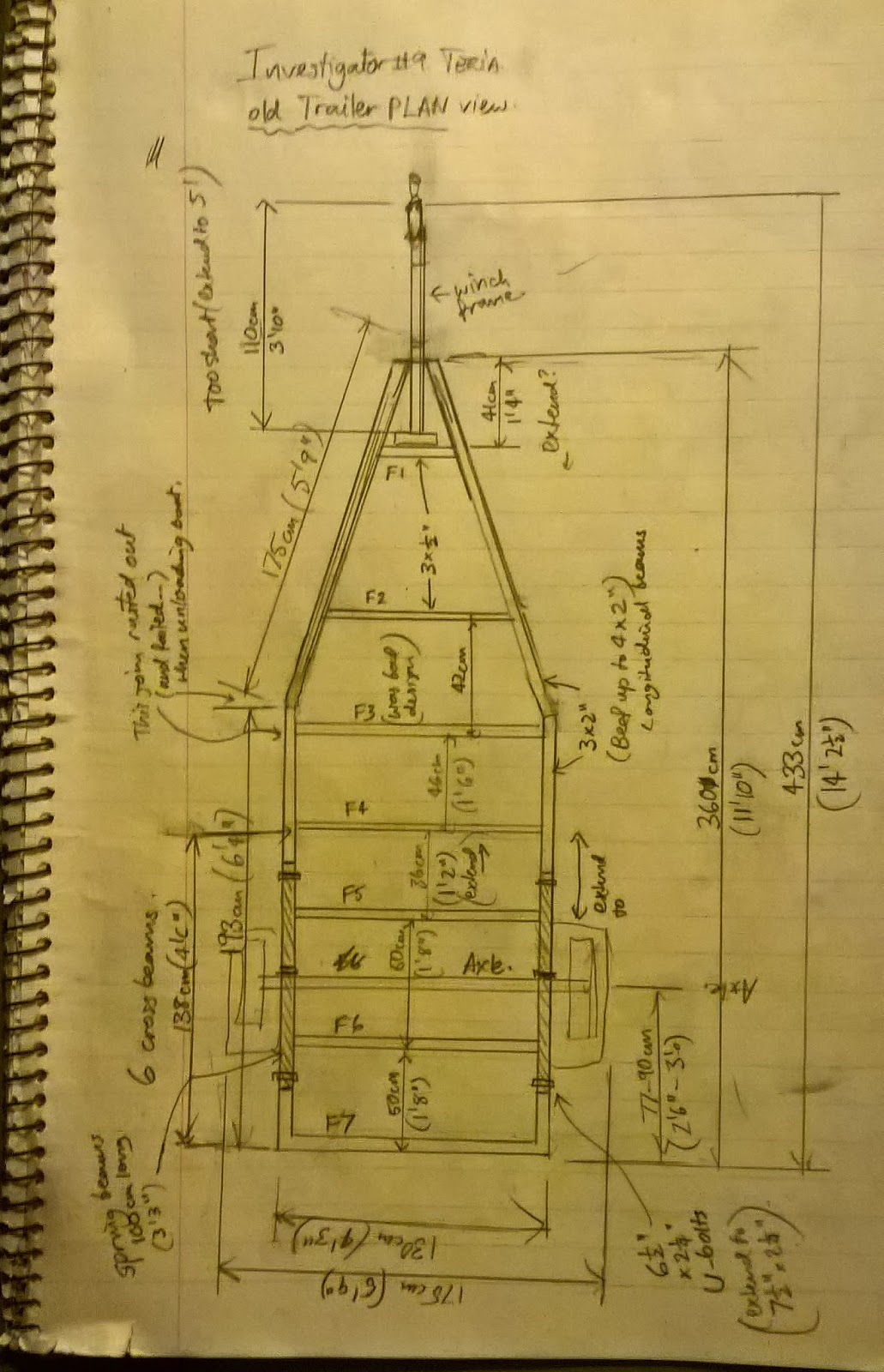 Trailer Frame Diagram Data Schema Utility Trailer Wiring Harness Diagram Waterways Rebuild 2 Stripping It Down Rh Teria563 Blogspot Com Wiring Harness Mallard 1970