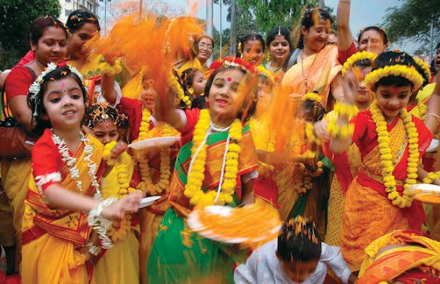 lord krishna festivals