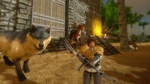 ARK Survival Evolved MOD APK v1.0.83 for Android Unlimited Weapons Durability/HIGH XP