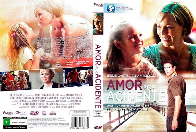 Capa DVD Amor por Acidente