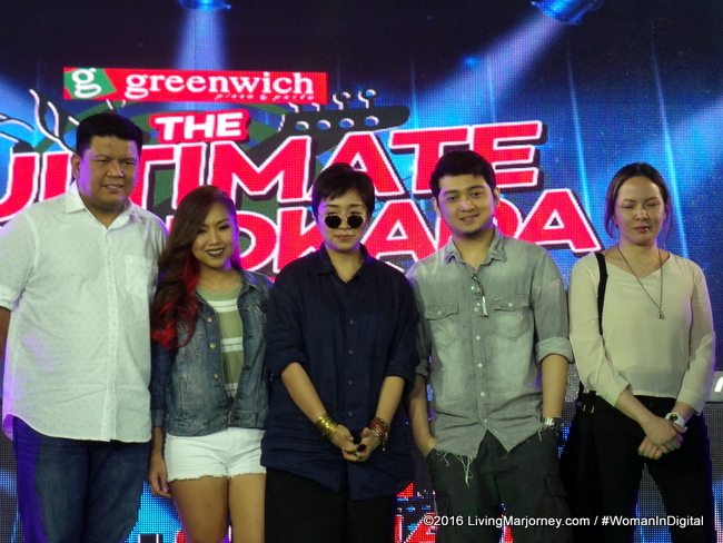 Greenwich #UltimateBandkada Search Season 2 Finals Night