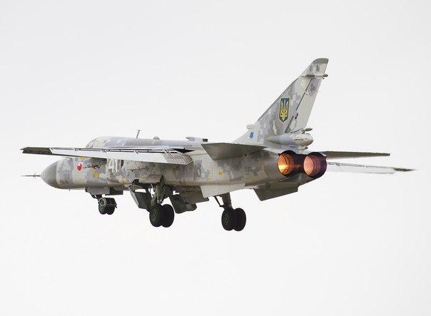 Su-24M Starоkonstantinov