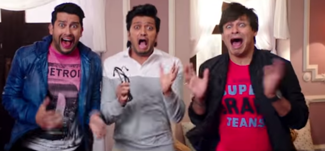 'Great Grand Masti' trailer out: this time masti will be great and grand.
