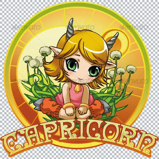 Zodiak Capricon (22 Desember-21 Januari)