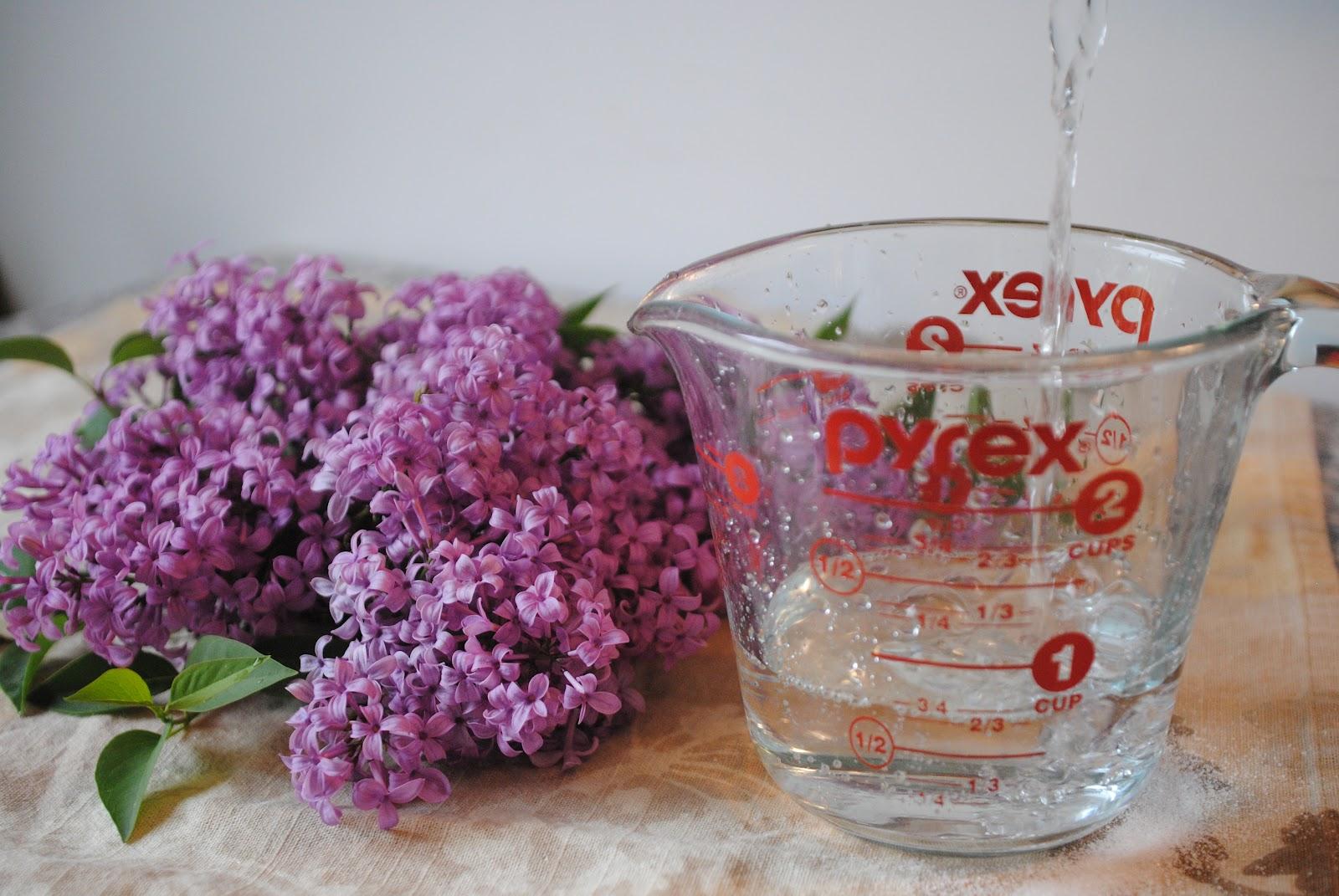 Gourmetgents Flower Child Lilac Syrup