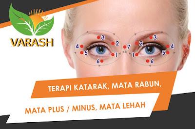 Terapi Mata Katarak Dan Rabun Menggunakan Minyak Varash