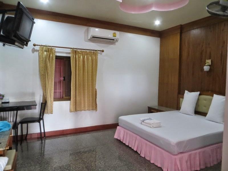Номер отеля в городе Trung Song