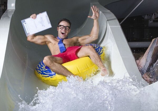 Job - Water slide tester